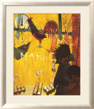Marché de volaille Affiches par Walter Williams