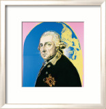 Frederick the Great, c.1986 Posters by Andy Warhol