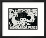 Airborne: We Kill for Peace, c.1985-86 Poster von Andy Warhol