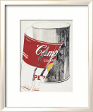 Big Torn Campbell&#39;s Soup Can, c.1962 (Pepper Pot) Posters by Andy Warhol