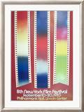 Lincoln Center Film Festival, '70 Posters by James Rosenquist