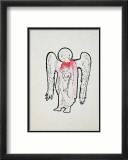 Angel, c.1965-1985 (red with halo) Psters por Andy Warhol