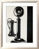 Telephone, c.1961 Prints by Andy Warhol