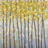 Libby Smart - Glistening Tree Tops - Art Print