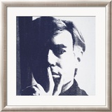 Self-Portrait, c.1978 Print by Andy Warhol