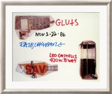 Gluts Prints by Robert Rauschenberg