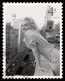 Movie Stamp I Prints by  The Vintage Collection