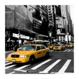 City Streets II Posters by Joseph Eta