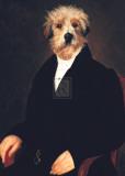 Ancestral Canines I Kunst af Thierry Poncelet
