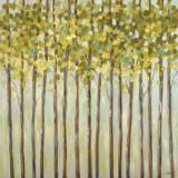 Libby Smart - Různé odstíny zelené Obrazy