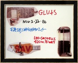 Gluts Posters par Robert Rauschenberg