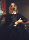 Ancestral Canines IV Poster af Thierry Poncelet