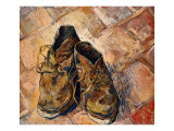 Pair of Shoes Giclee Print by Vincent van Gogh