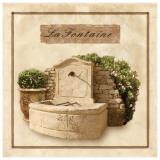 La Fontaine Obra de arte