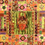 Sous les Arbres Chanteurs, l'Homme Papillon Posters by Marie Goyat