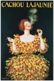 Cachou Lajaunie Gicledruk van Leonetto Cappiello