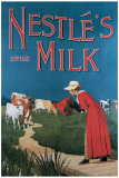 Nestle&#39;s Milk Giclee Print