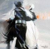 Les Hommes de Lampaul Art by Maryvonne Jeanne-Garrault