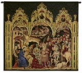 The Adoration Wall Tapestry