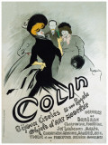 Leonetto Cappiello - Colin - Giclee Baskı