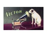 Victor Music Wydruk giclee