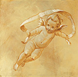 Happy Cherubs IV Prints by Taddei