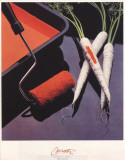 Carrots Posters by Peter Chou