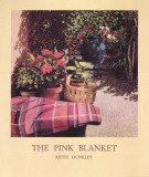 The Pink Blanket Posters by Keith Dunkley