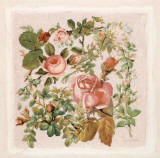 Buisson de Roses III Prints by Laurence David