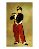 The Fifer Giclee Print by Édouard Manet