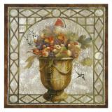 Anduze et Fruits Affiche par Pascal Cessou