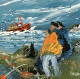 Retour de Pêche Art by Christian Sanseau