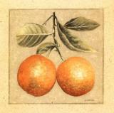 Orange II Posters par Laurence David