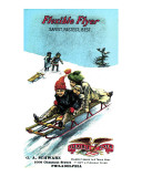 Flexible Flyer Sled and Children, Giclee Print