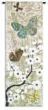 Spring Unveiling Wall Tapestry by Morgan Yamada