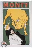 Beurre Monty Giclée-Druck von E. Paul Villefroy