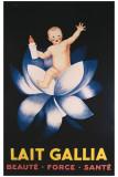 Lait Milk Gallia Giclee Print