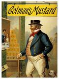 Colman's Mustard Giclee Print