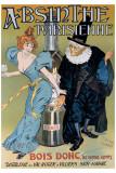 Absinthe Parisienne Giclee Print by  Gelis-Didot & Maltese