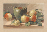 Pommes Vertes Poster by C. Klein