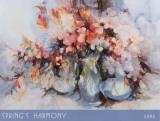 Spring Harmony Posters by Edythe Kane