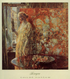 Tanagra Prints by Childe Hassam