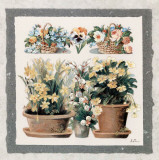 Corbeille, Jonquilles Print by Laurence David