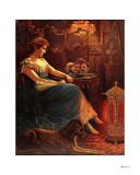 Victorian Comfort Giclee Print
