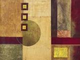 Geometrie II Kunstdruck von  Verbeek & Van Den Broek