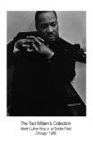 マーティン・ルーサー・キング, Jr. 高画質プリント : テッド・ウィリアムス