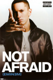 Eminem - Not Afraid Poster