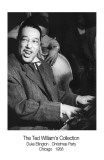 Duke Ellington Art Print by Ted Williams