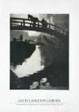 Regent's Canal Art by Alvin Langdon Coburn