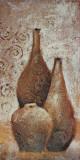 Urns from Marrakesh V Prints by Al Safir
